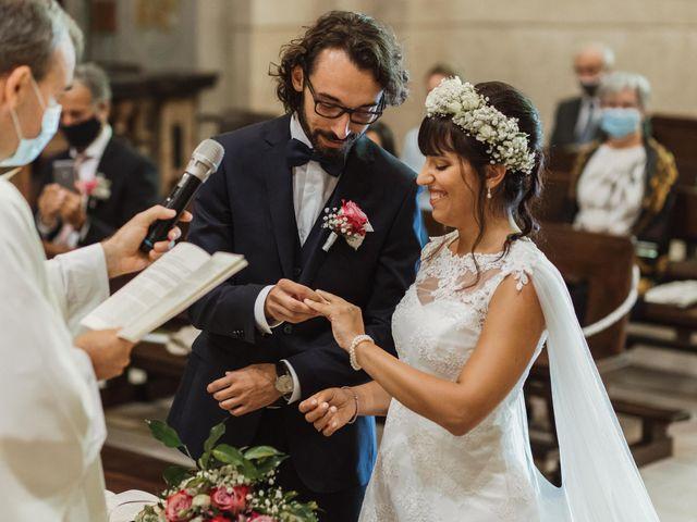 Il matrimonio di Alessio e Margherita a La Valletta Brianza, Lecco 26