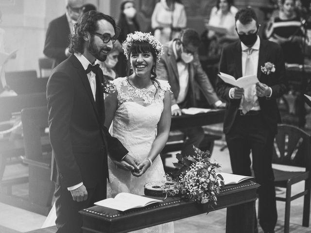 Il matrimonio di Alessio e Margherita a La Valletta Brianza, Lecco 30