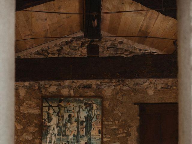 Il matrimonio di Alessio e Margherita a La Valletta Brianza, Lecco 40