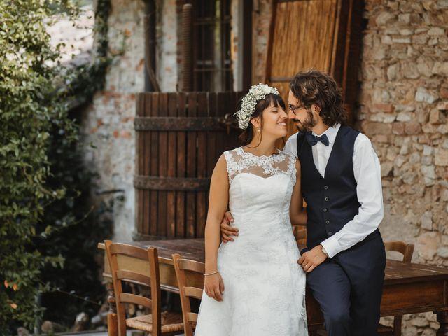 Il matrimonio di Alessio e Margherita a La Valletta Brianza, Lecco 46