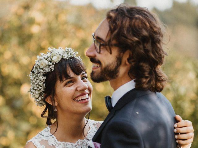 Il matrimonio di Alessio e Margherita a La Valletta Brianza, Lecco 51