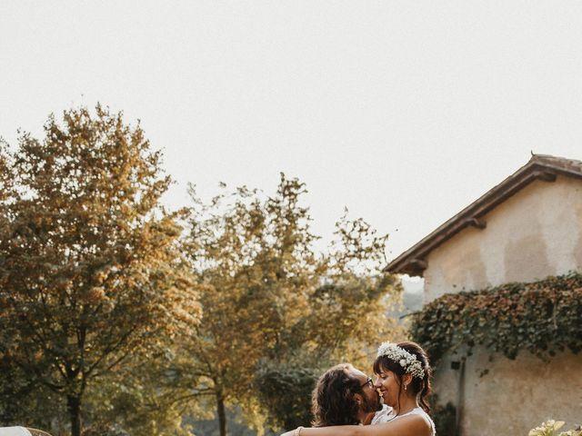 Il matrimonio di Alessio e Margherita a La Valletta Brianza, Lecco 58