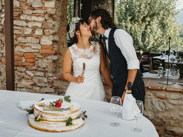 Il matrimonio di Alessio e Margherita a La Valletta Brianza, Lecco 60