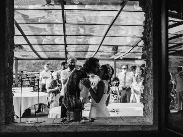 Il matrimonio di Alessio e Margherita a La Valletta Brianza, Lecco 61