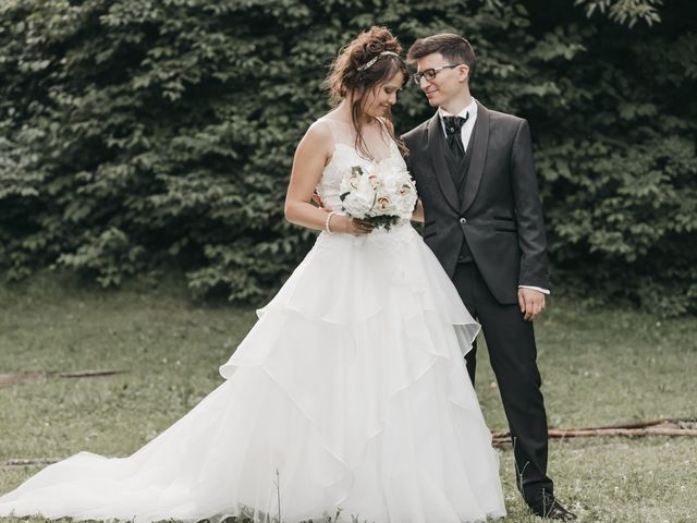 Il matrimonio di Stefano e Francesca a Erba, Como 10