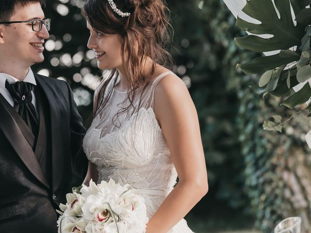 Il matrimonio di Stefano e Francesca a Erba, Como 19