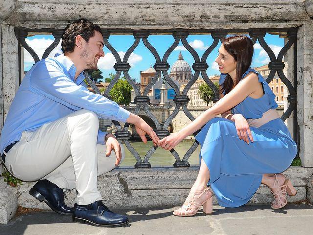 Il matrimonio di Andrea e Federica a Grottaferrata, Roma 11