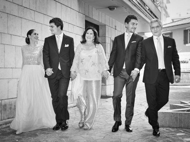 Il matrimonio di Andrea e Federica a Grottaferrata, Roma 19