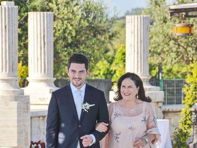 Il matrimonio di Andrea e Federica a Grottaferrata, Roma 21