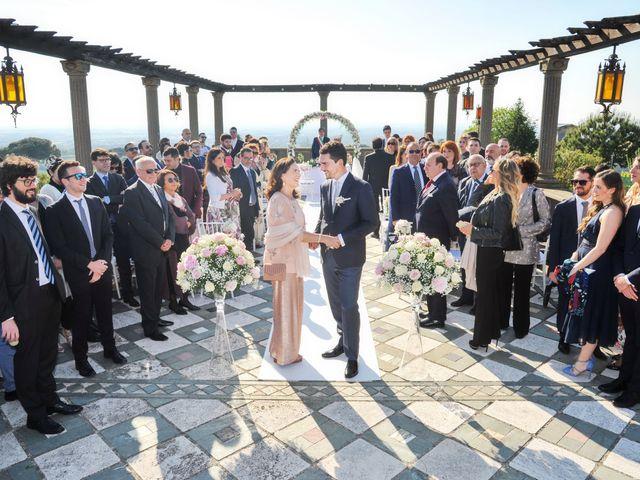 Il matrimonio di Andrea e Federica a Grottaferrata, Roma 24