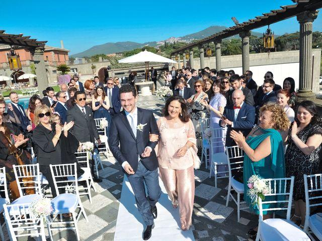Il matrimonio di Andrea e Federica a Grottaferrata, Roma 27