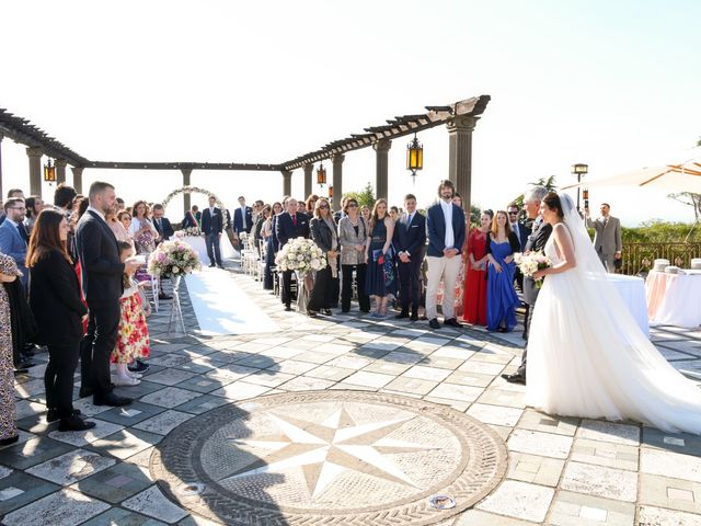 Il matrimonio di Andrea e Federica a Grottaferrata, Roma 30
