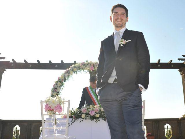 Il matrimonio di Andrea e Federica a Grottaferrata, Roma 31
