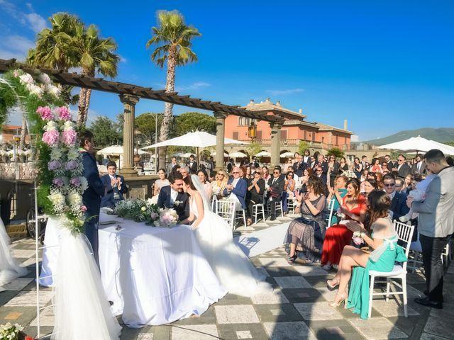 Il matrimonio di Andrea e Federica a Grottaferrata, Roma 35