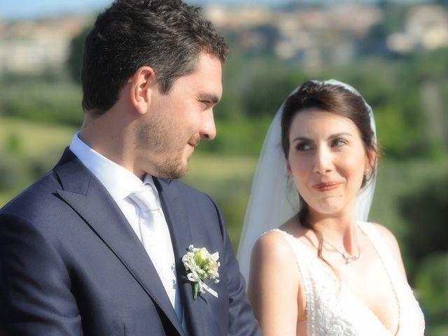 Il matrimonio di Andrea e Federica a Grottaferrata, Roma 36