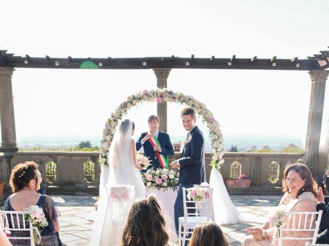 Il matrimonio di Andrea e Federica a Grottaferrata, Roma 40