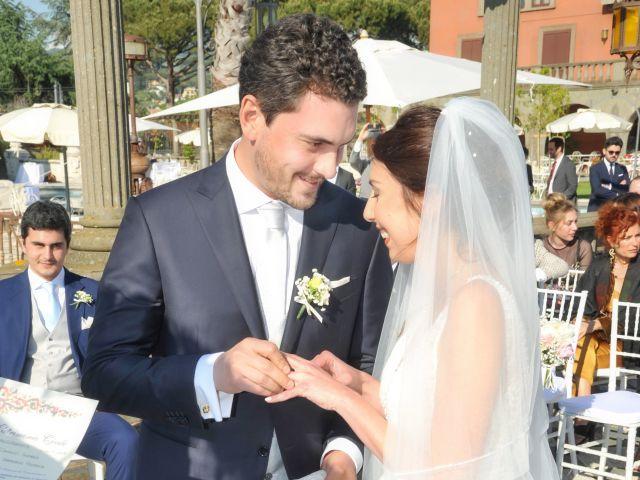 Il matrimonio di Andrea e Federica a Grottaferrata, Roma 41