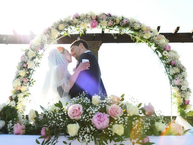 Il matrimonio di Andrea e Federica a Grottaferrata, Roma 42
