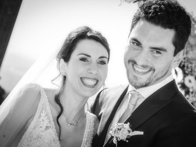 Il matrimonio di Andrea e Federica a Grottaferrata, Roma 45