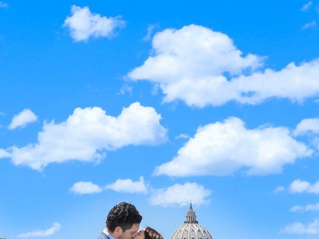 Il matrimonio di Andrea e Federica a Grottaferrata, Roma 47