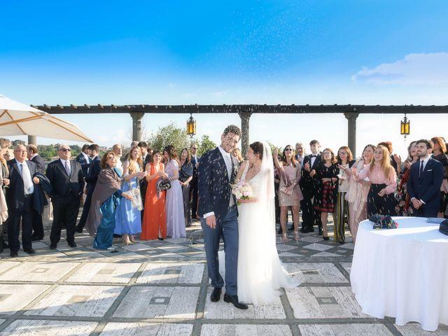 Il matrimonio di Andrea e Federica a Grottaferrata, Roma 48