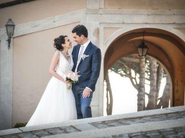Il matrimonio di Andrea e Federica a Grottaferrata, Roma 52