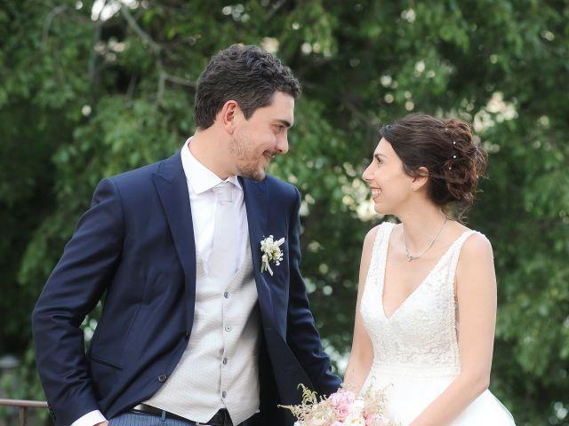Il matrimonio di Andrea e Federica a Grottaferrata, Roma 54