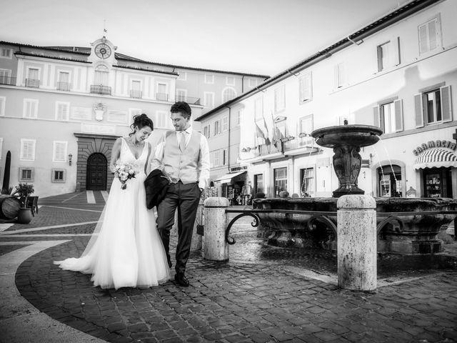 Il matrimonio di Andrea e Federica a Grottaferrata, Roma 55