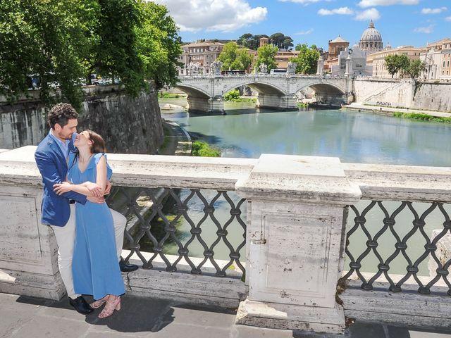 Il matrimonio di Andrea e Federica a Grottaferrata, Roma 56