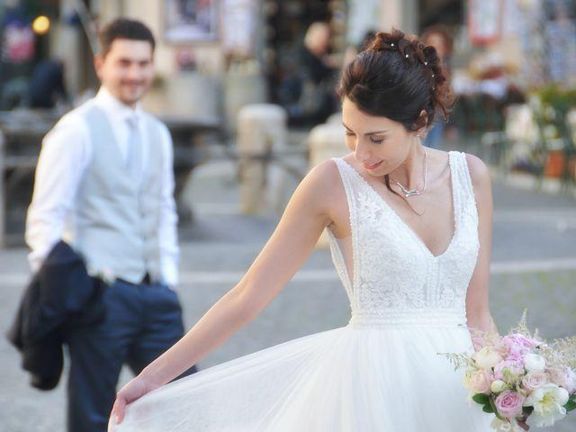 Il matrimonio di Andrea e Federica a Grottaferrata, Roma 57