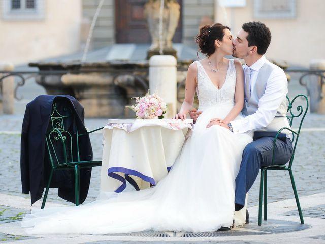 Il matrimonio di Andrea e Federica a Grottaferrata, Roma 59