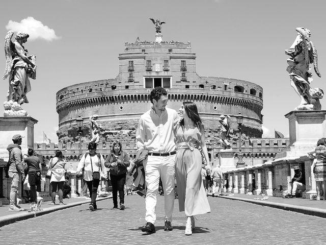Il matrimonio di Andrea e Federica a Grottaferrata, Roma 61