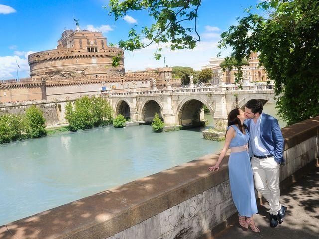 Il matrimonio di Andrea e Federica a Grottaferrata, Roma 63