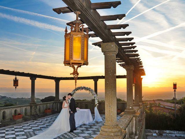 Il matrimonio di Andrea e Federica a Grottaferrata, Roma 68