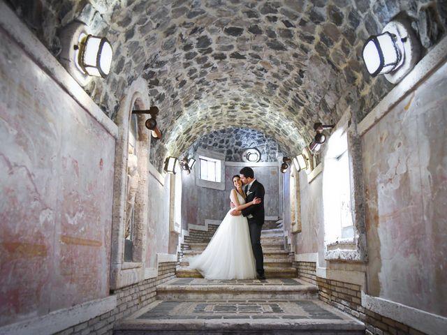 Il matrimonio di Andrea e Federica a Grottaferrata, Roma 71