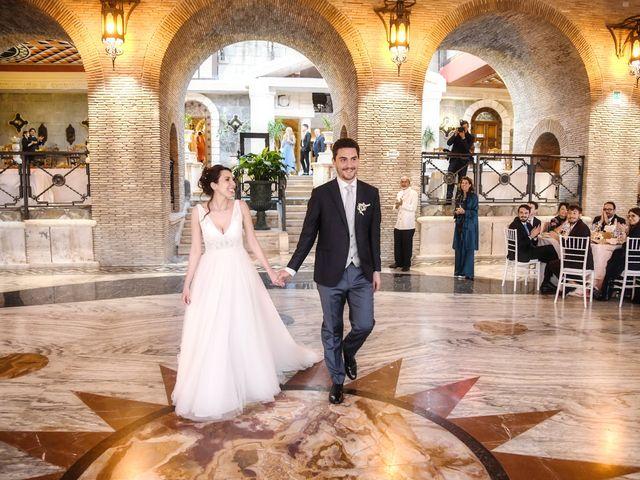 Il matrimonio di Andrea e Federica a Grottaferrata, Roma 72
