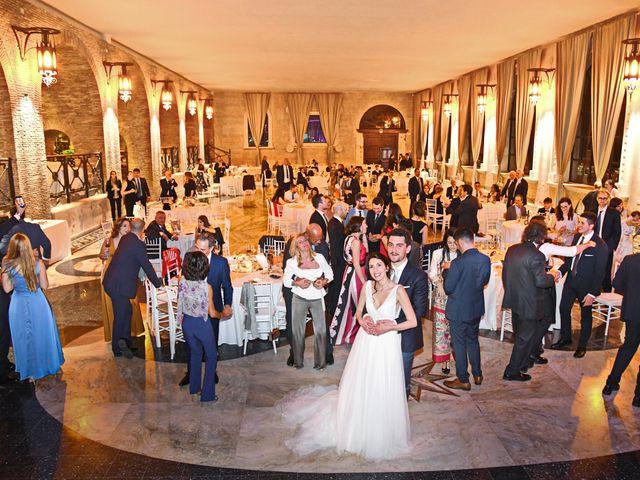 Il matrimonio di Andrea e Federica a Grottaferrata, Roma 78