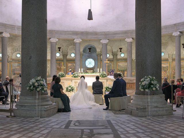 Il matrimonio di Sara e Gaetano a Roma, Roma 34