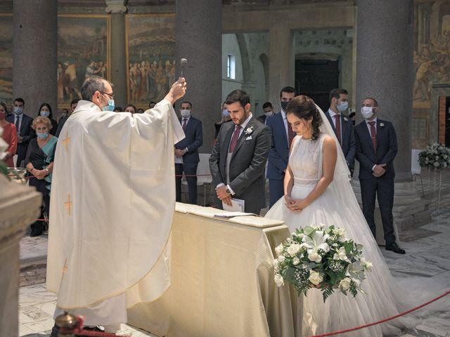 Il matrimonio di Sara e Gaetano a Roma, Roma 35