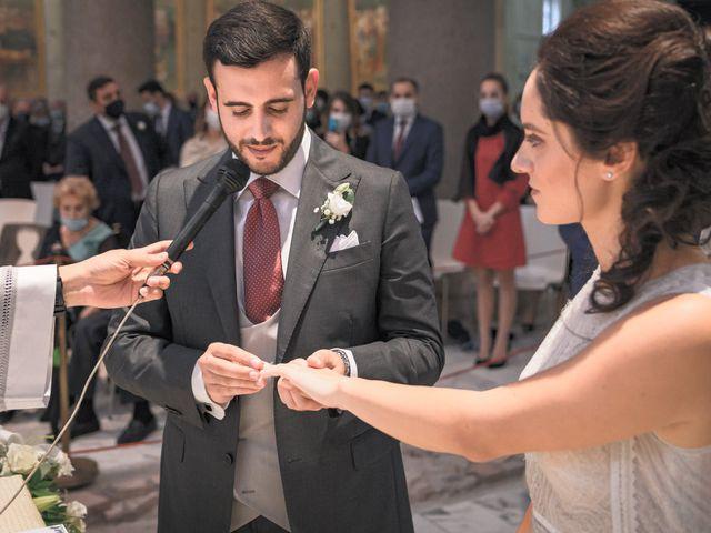 Il matrimonio di Sara e Gaetano a Roma, Roma 39