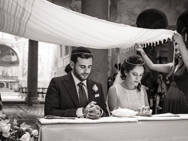 Il matrimonio di Sara e Gaetano a Roma, Roma 42