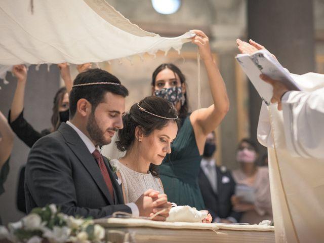 Il matrimonio di Sara e Gaetano a Roma, Roma 43