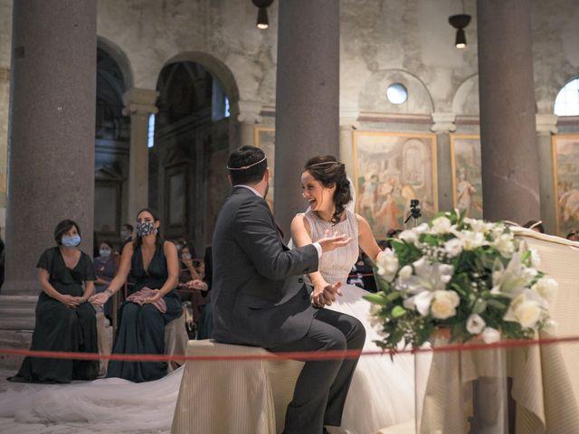 Il matrimonio di Sara e Gaetano a Roma, Roma 46