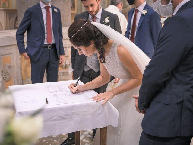 Il matrimonio di Sara e Gaetano a Roma, Roma 47