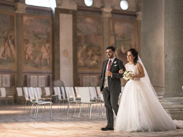 Il matrimonio di Sara e Gaetano a Roma, Roma 1