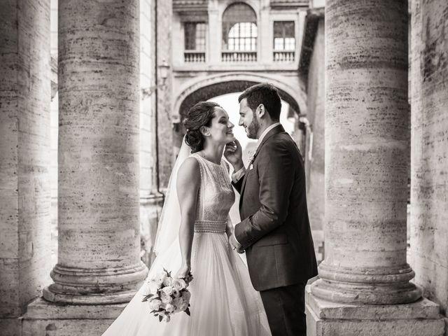 Il matrimonio di Sara e Gaetano a Roma, Roma 51