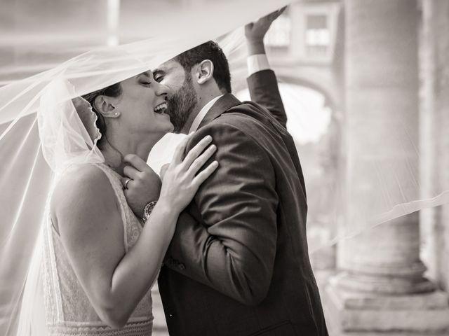 Le nozze di Gaetano e Sara