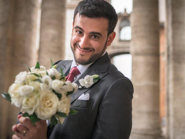 Il matrimonio di Sara e Gaetano a Roma, Roma 53