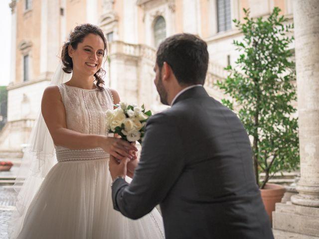 Il matrimonio di Sara e Gaetano a Roma, Roma 54