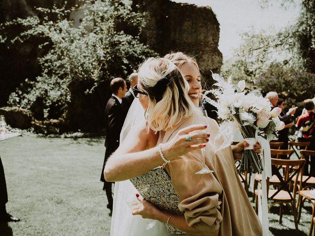 Il matrimonio di Carol e Phil a Roma, Roma 71